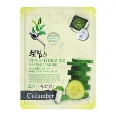 SHELIM Ultra Hydrating Essence Facial Mask Cucumber 25ml
