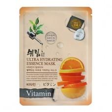SHELIM Ultra Hydrating Essence Facial Mask Vitamin 25ml
