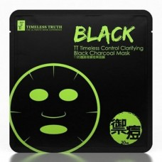 TIMELESS TRUTH TT Face Mask Black Charcoal Control Clarifying 30ml